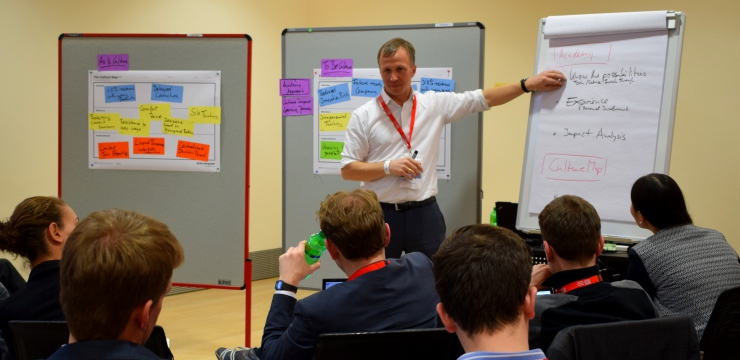 The International Corporate Startup Summit 2016 in Zurich – THE Event for Intrapreneurs